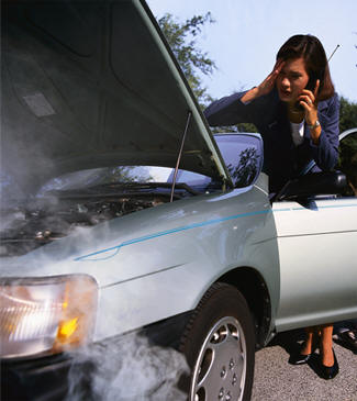 stranded-car-lady