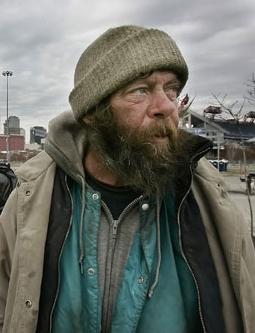 Homelessman