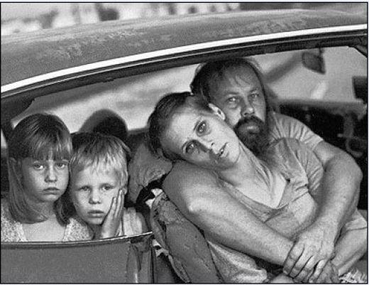 homeless hungry
